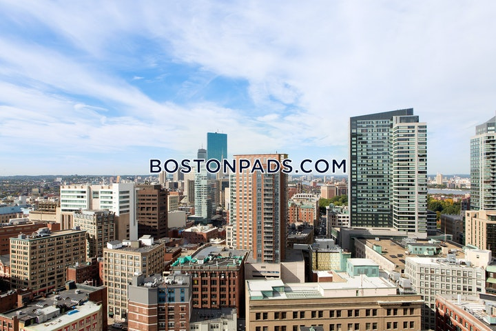 2 Beds 2 Baths - Boston - Downtown $5,155